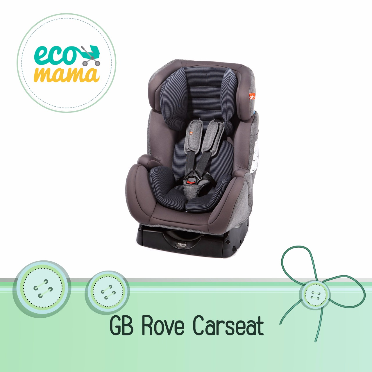 GB Rove CS888E Carseat