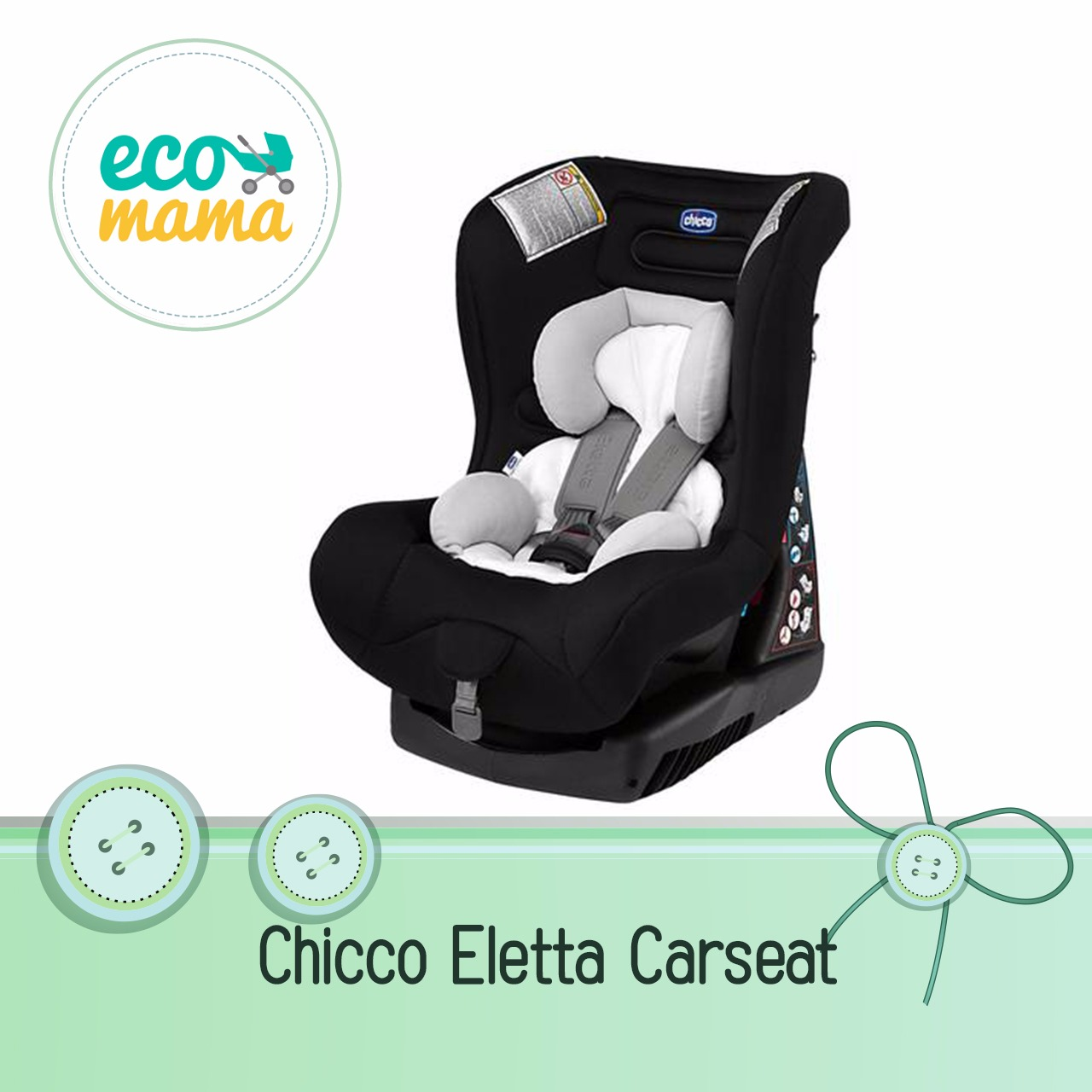 Chicco Eletta Black