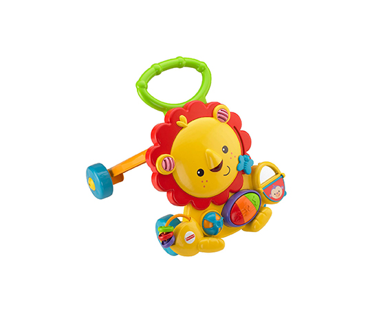 Fisher Price Lion Push Walker